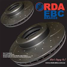 RDA DISC ROTORS